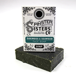 Oakmoss and Seaweed Face Soap